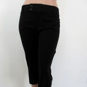 MAURICE Plus Size 24 Career Capris Pants NWT